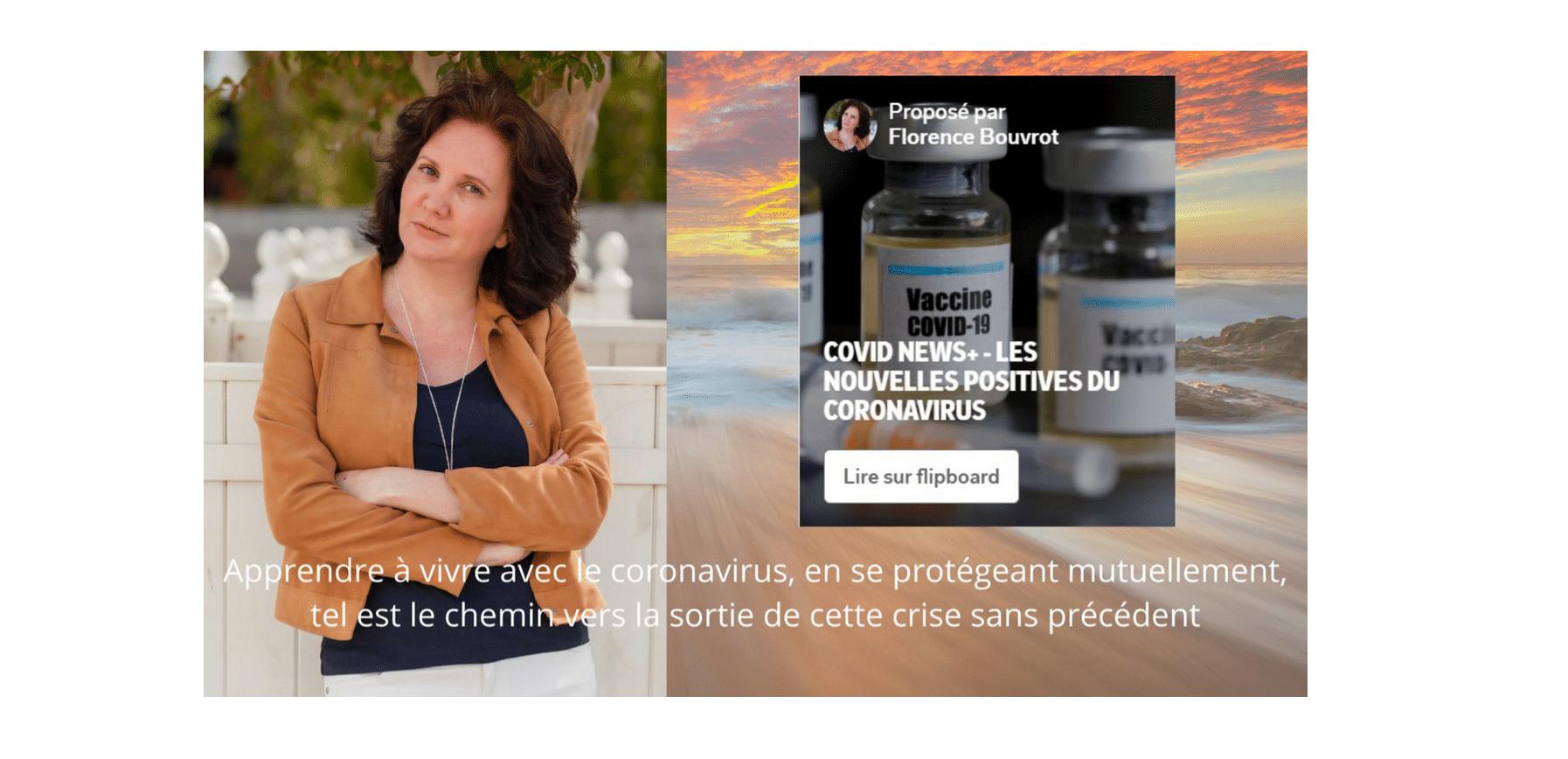 Covid News+ - Les nouvelles positives du Coronavirus cover image
