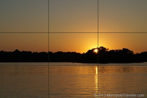 Adjusting the Rule of Thirds