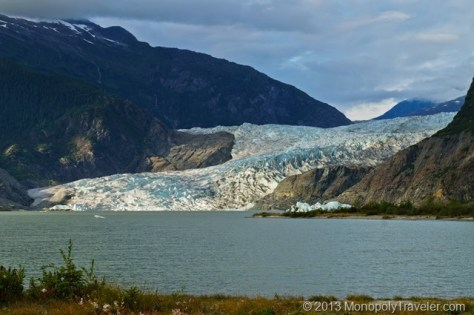 The Beautiful Mendenhall Glacier