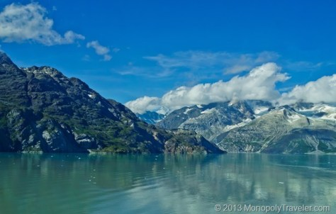 A Spectacular View in Glacier Bay