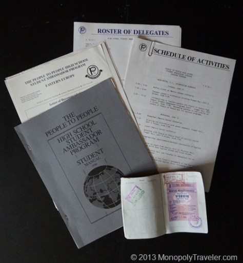 Some of the Documents