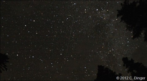 The Milkyway and a Satellite