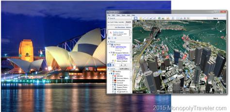 Exploring the Sydney Opera House