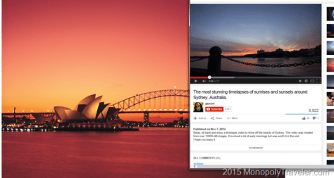Images and Videos of Sunsets in Sydney