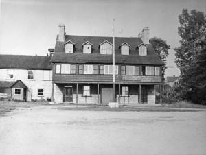L'auberge Symmes en 1947