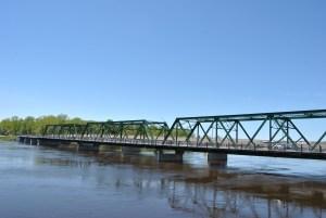 Ce pont a été nommé en l'honneur l'épouse du marquis d'Aberdeen, gouverneur général du Canada à la fin du XIXe siècle.