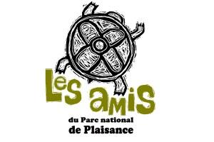 Une tortue symbolise le logo des Amis du Parc national de Plaisance