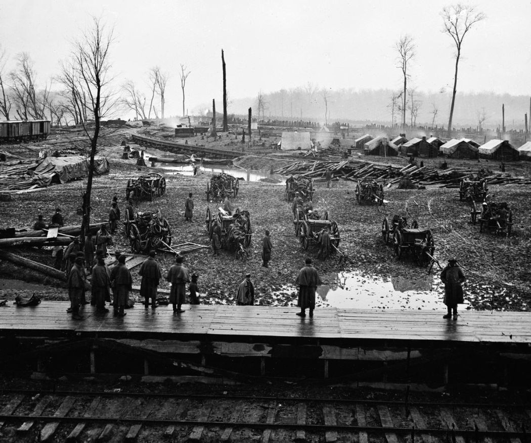 Vintage The Civil War