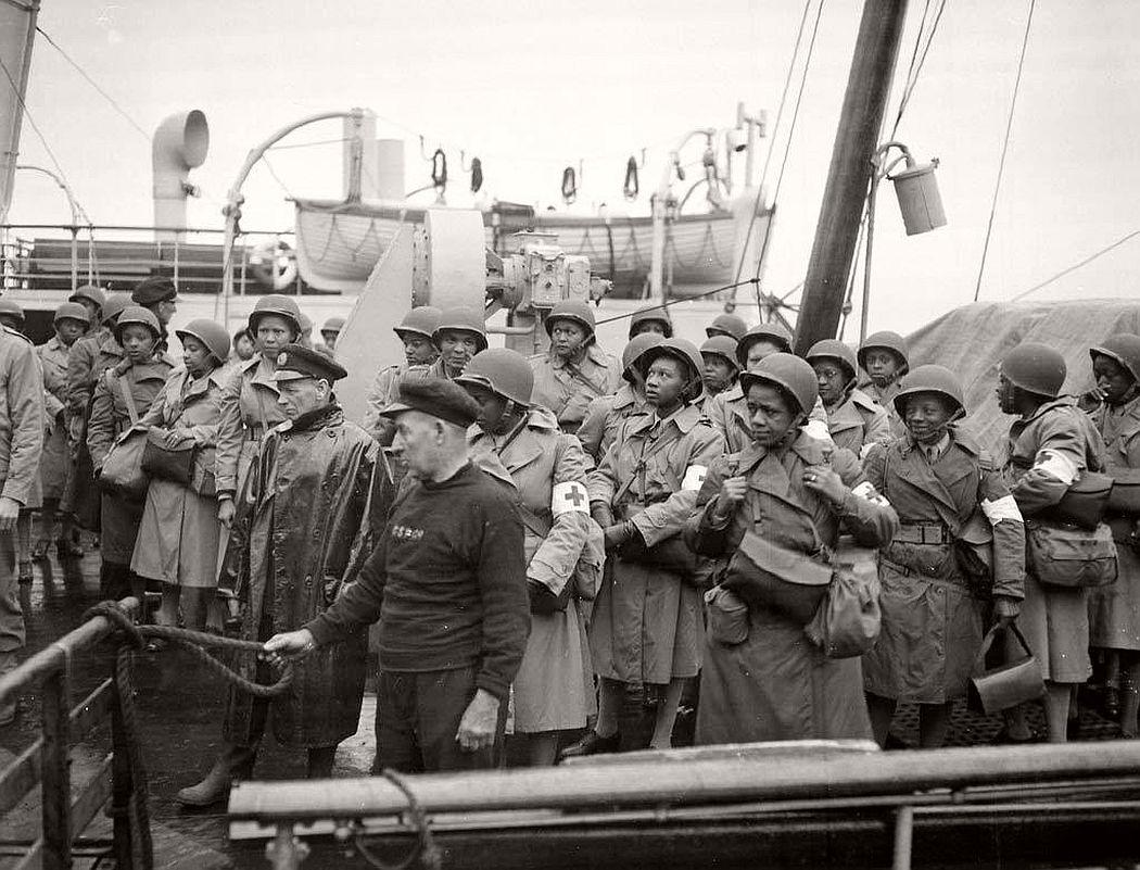 Vintage Photos Of American Women In World War Ii