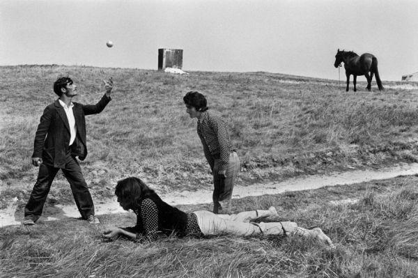 Josef Koudelka: Exiles   MONOVISIONS