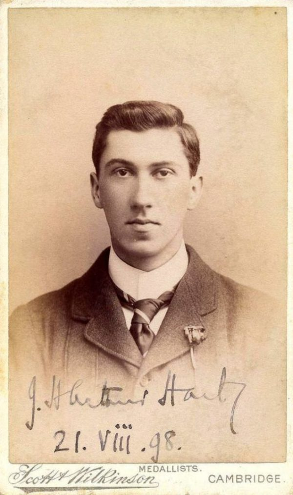 Vintage: Portrait Photos of Cambridge University Men (late ...
