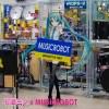 初音ミクxMUSICROBOT ~ ライブ演奏でのボカロ同期技術