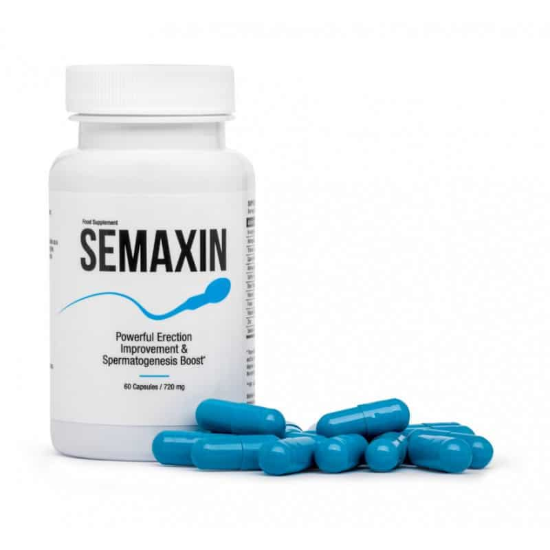 semaxin augmenter le volume de sperme