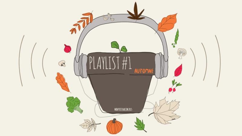Playlist : musique chill pour jardiner en automne