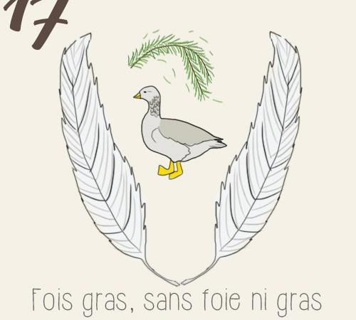 Recette de faux foie gras {Noël végétarien}