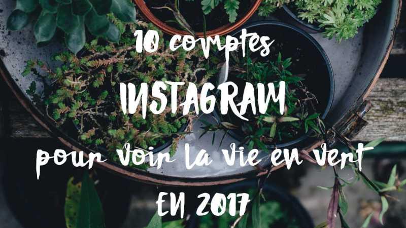 10 comptes Instagram pour apprendre le jardinage