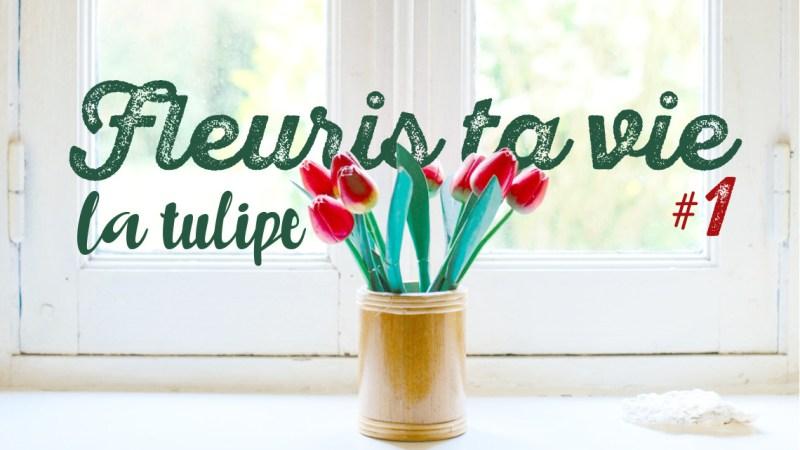 Conseils fleuriste : faire des bouquets de tulipes