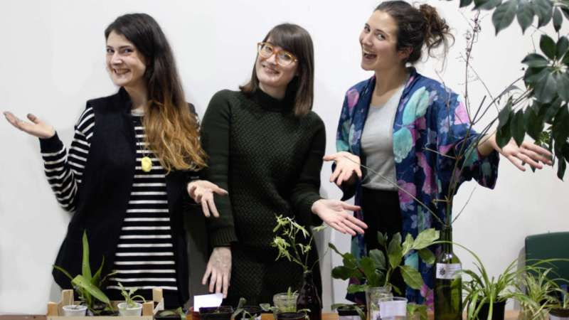 Seeds Brussels : le collectif qui swappe les plantes comme jamais