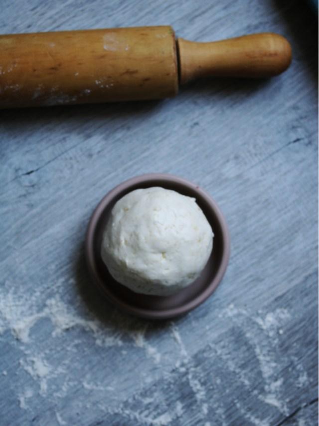 pâte à tarte maison sans gluten à la farine de riz et aux flocons de riz   Mon petit balcon