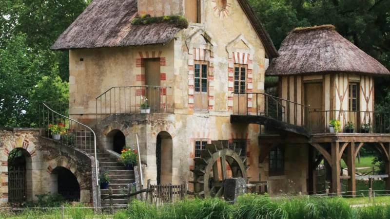 Versailles :  château, Trianon et potager secret de Marie-Antoinette