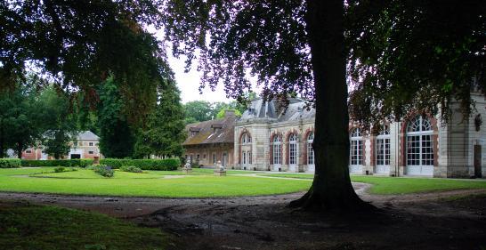 Abbaye de Chaâlis … Nous voilà !