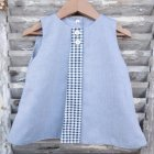 Robe réversible Royan Mon Petit Vestiaire, côté face