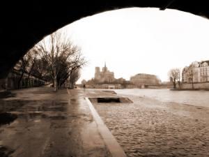 Sous les ponts de Paris, Mon Petit Vestiaire hiver 2016