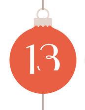 Le 13ème jour de l'Avent