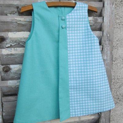 Robe réversible Bluette Mon Petit Vestiaire