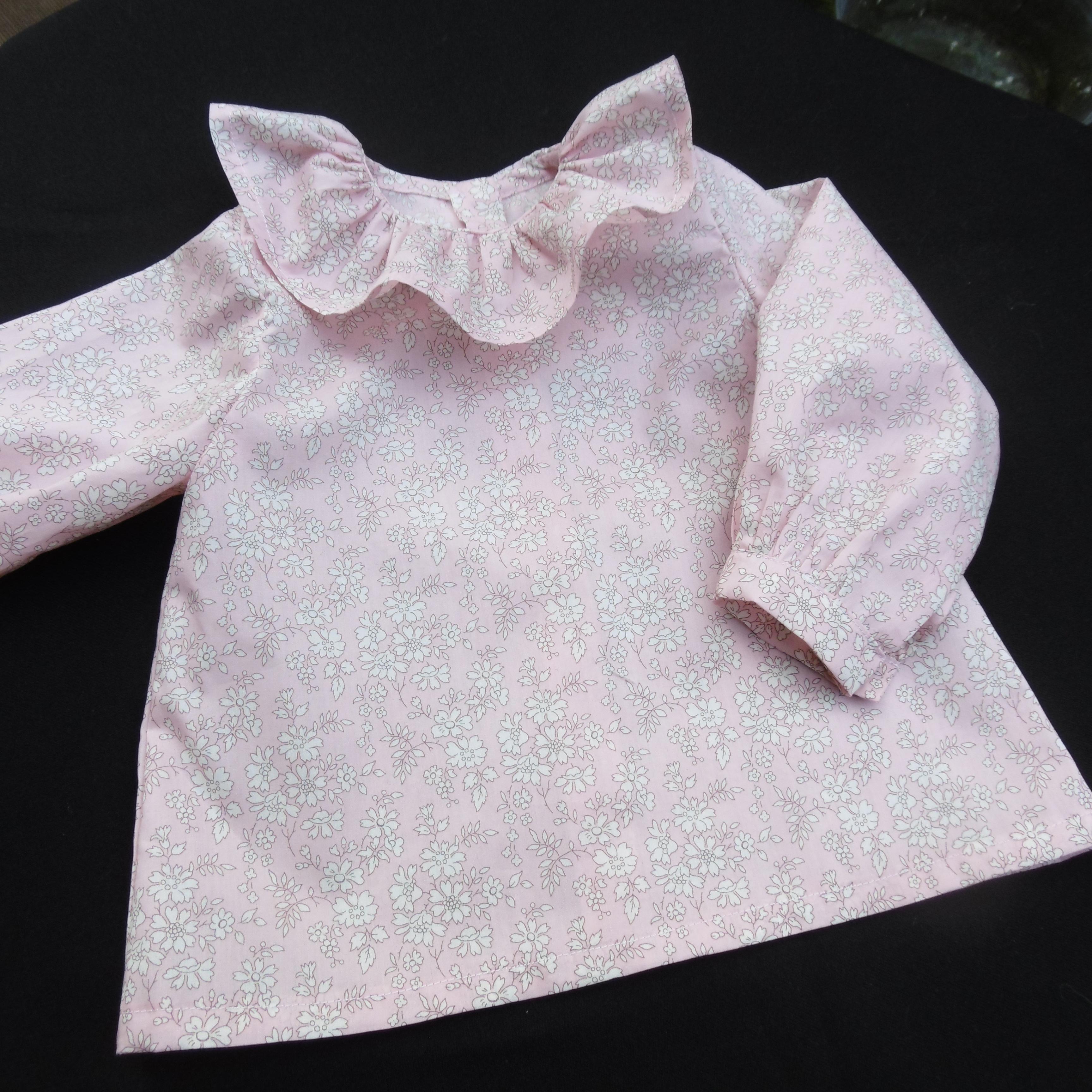 Blouse Rosée Mon Petit Vestiaire