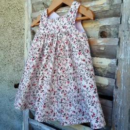 Robe bébé fille Marjolaine Mon Petit Vestiaire