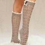 Honeycomb Boots
