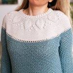FREE PATTERN – Crochet Spruce Socks
