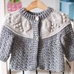 New sweater patterns, pattern of the month and other news!