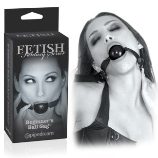 Beginner's Ball Gag - Bâillon - Fetish Fantasy Series