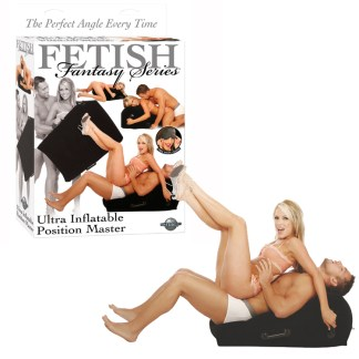 Ultra Inflatable Position Master - Coussin de Sexe - Fetish Fantasy Series