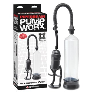 Rock Hard Power Pump - Pump Worx