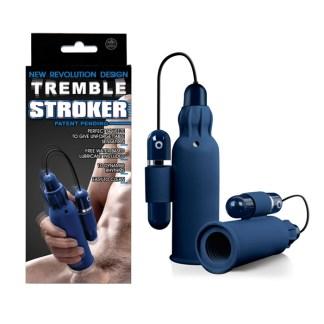 Tremble Stroker - Masturbateur pour Homme Vibrant