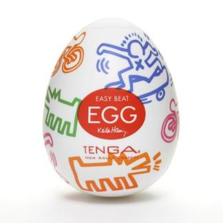 Street, Keith Haring Edition - Tenga Egg