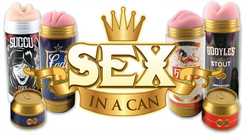 Sex in the Can - Fleshlight