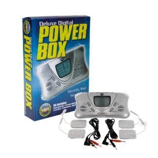 Deluxe Digital Power Box - Zeus