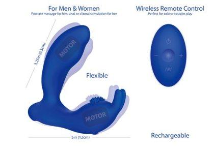 The Prostate Rabbit - Rabbit Company - Stimule la Prostate et le Point G