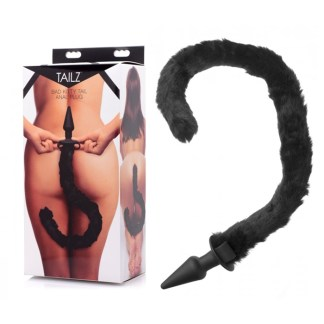 Bad Kitty Tail - Anal Plug - Tailz - Plug Anale avec une queue de Chat