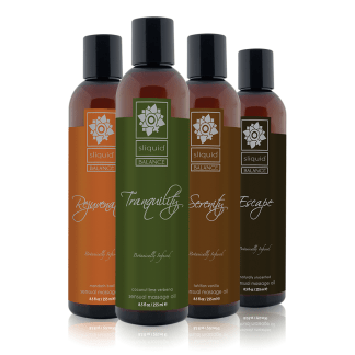 Massage Oils – Sliquid Balance