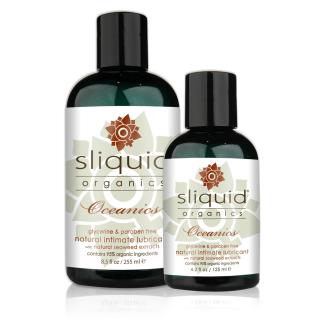 Oceanics - Organics - Sliquid - Lubrifiant intime infusé d'extraits d'algues