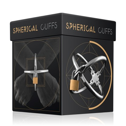 Spherical Wristcuffs - Medium