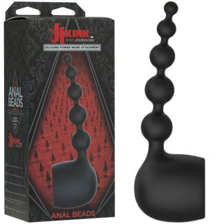 Anal Beads - Silicone Wand Attachment - Kink.com - Doc Jonshon 2