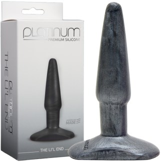 The Li'l End - Platinum Premium Silicone - Plug Anale - Doc Jonhson