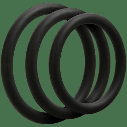 3 C-Ring Set Thin - OptiMALE - Doc Jonhson