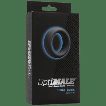 Gris - C-Ring Thick - 35mm - OptiMALE - Doc Jonhson (2)